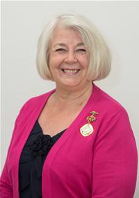 Councillor Mrs Jennifer McCracken