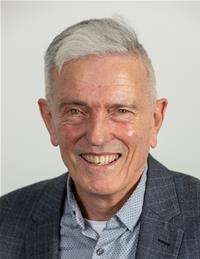 Profile image for Councillor Tony Virgo