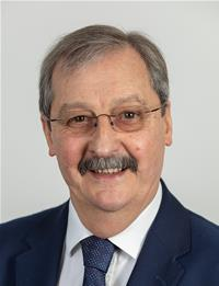 Profile image for Councillor Ray Mossom