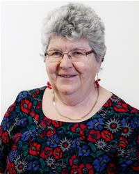 Councillor Mrs Mary Temperton