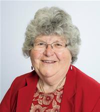 Councillor Mary Temperton